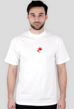kozioł punk - man standard white symbol