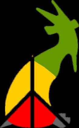 kozioł peace - bag