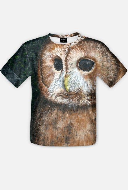 Koszulka Puszczyk/T-shirt Tawny
