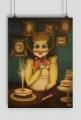 Plakat Cukiernik/Poster Confectioner