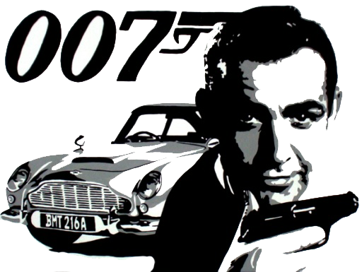 James Bond - dla Pań