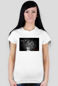 """t-shirt """"odwaga"""""""