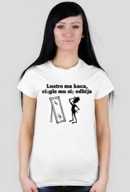 Lustrzana koszulka