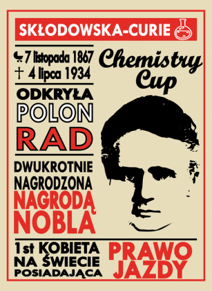 """Kubek Chemiczny(Chemistry Cup)- """"Skłodowska"""""""