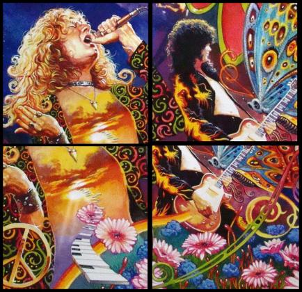 Led Zeppelin 8