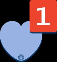 Serce - powiadomienie (by Szymy.pl) - damska