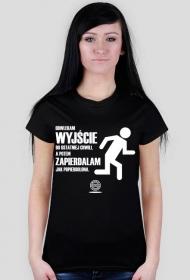 Wyjście (by Szymy.pl) - damska