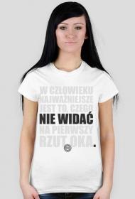 Nie widać (by Szymy.pl) - damska
