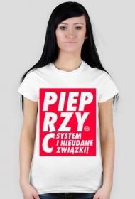 Pieprzyć (obey, swag) by Szymy.pl - damska