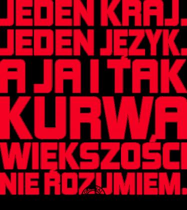Jeden kraj (by Szymy.pl) - jasna męska