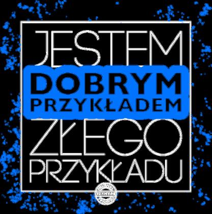 Dobry przykład (by Szymy.pl) - ciemna męska
