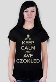 Ave Czokled Koszulka Czarna