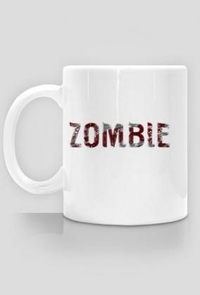 Kubek. Zombie.