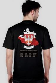Koszulka Zjednoczone Królestwo Polskie