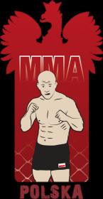 Koszulka MMA Polska