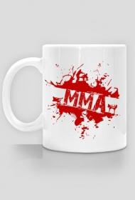 Kubek MMA blood