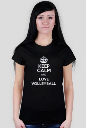 Love Volleyball