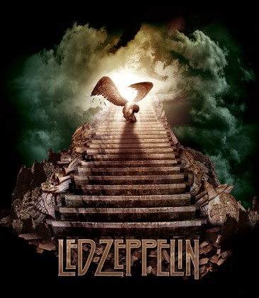 Led Zeppelin damska