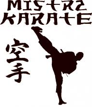 M-Karate B8M dwustronna