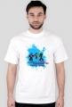 Bremu - Biała z Niebieskim