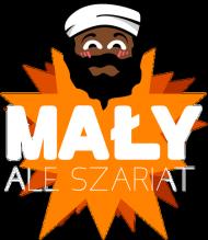 Mały, ale szariat - Męskie Majtki (Przód)