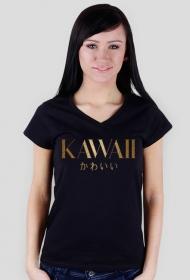 Koszulka damska - Kawaii かわいい