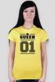 BStyle - Queen (Koszulka dla par)