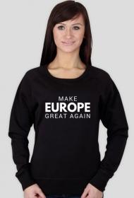 "Bluza ""Make Europe Great Again"""
