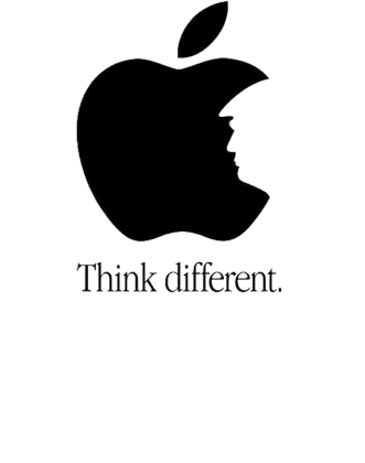 "Bluza ""Think different"""