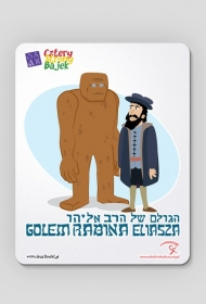 Golem Rabina Eliasza