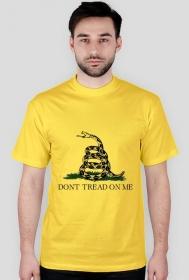 Gadsden - koszulka męska (men's t-shirt)