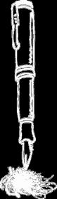 Pen Lover - damska - czarna