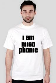 Koszulka I am misophonic White