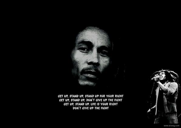 Bluza Bob Marley