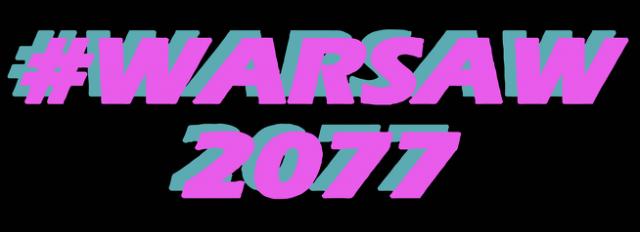 #WARSAW2077 Bokserka męska