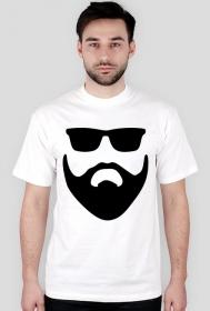 Brodacz koszulka męska White