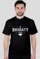 Brodaty Zbir - Koszulka Black
