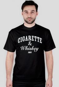 Cigarette & Whiskey