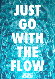 Just go with the flow