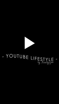 YouTube Lifestyle | Tanktop biały | Damski