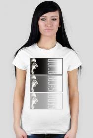 Krzyk - koszulka damska