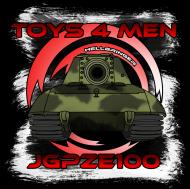 Koszulka z czołgiem