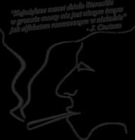 Kubek - Cytat Cocteau