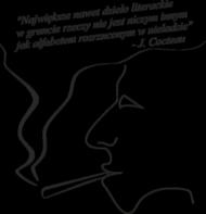 Koszulka - Cytat Cocteau