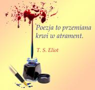 Kubek - Cytat T.S. Eliot