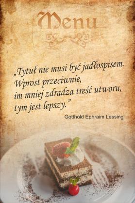 Torba - Cytat Lessing