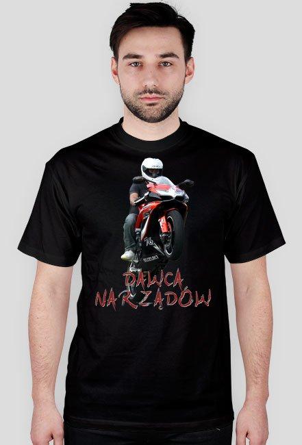 Dawca Narządów M - koszulka