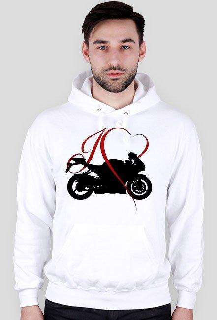I love moto - bluza