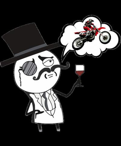 Kochasz Motocykle Powiadasz? M - koszulka