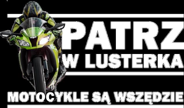 Patrz w lusterka motocykle są wszędzie - koszulka męska